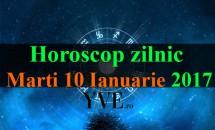 Horoscop zilnic Marți, 10 Ianuarie 2017
