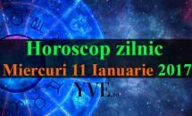 Horoscop zilnic Miercuri, 11 Ianuarie 2017