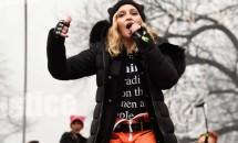 Madonna, cercetată de Serviciul Secret în urma unui protest
