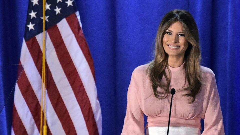 Noua Primă Doamnă a Americii, fotomodel din Slovenia