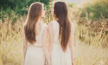 Poveste incredibilă în care două surori dau una de cealaltă după zeci de ani!!!
