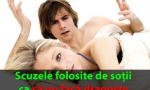 Scuzele folosite de soții ca să nu facă dragoste, în funcție de zodie