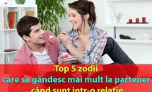 Top 5 zodii care se gândesc mai mult la partener când sunt intr-o relatie