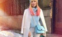 Schimbare de look pentru Elena Gheorghe. A renunțat la părul roșcat