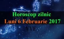 Horoscop zilnic Luni, 6 Februarie 2017
