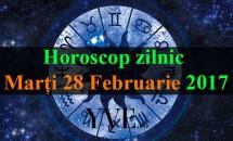 Horoscop zilnic Marți, 28 Februarie 2017