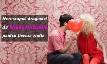 Horoscopul dragostei de Sfântul Valentin pentru fiecare zodie