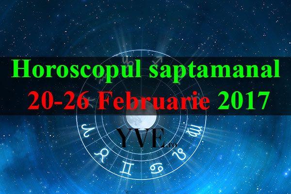 20-26 Februarie 2017