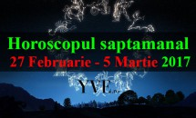Horoscopul săptămânal 27 Februarie - 5 Martie 2017