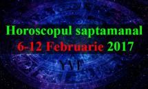 Horoscopul saptamanal 6-12 Februarie 2017