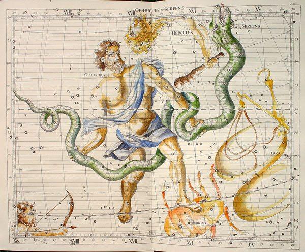 zodia Ofiucus