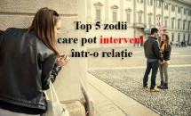 Top 5 zodii care pot interveni într-o relație!