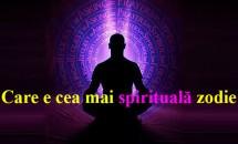 Care e cea mai spirituală zodie