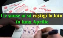 Ce șanse ai să câștigi la loto în luna aprilie, în funcție de zodie