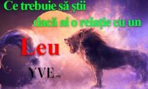 Ce trebuie să știi dacă ai o relație cu un Leu?