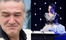 Gest INCREDIBIL făcut de Gigi Becali pentru Lorelai Moşneguţu, fetița fără mâini de la Românii au talent