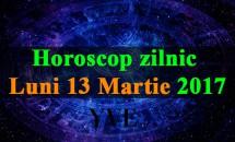 Horoscop zilnic Luni, 13 Martie 2017