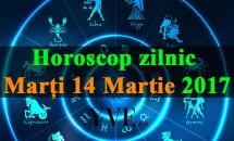 Horoscop zilnic Marți, 14 Martie 2017