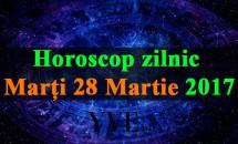 Horoscop zilnic Marți, 28 Martie 2017