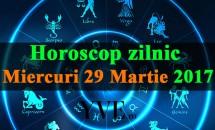 Horoscop zilnic Miercuri, 29 Martie 2017