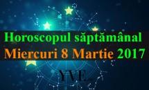 Horoscop zilnic Miercuri, 8 Martie 2017
