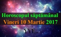 Horoscop zilnic Vineri, 10 Martie 2017