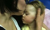 Miracol pentru o fetiță bolnavă