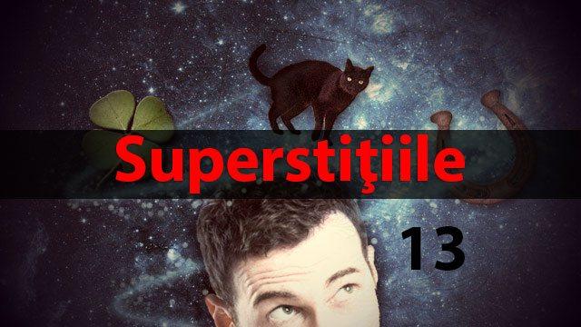 Superstiţii