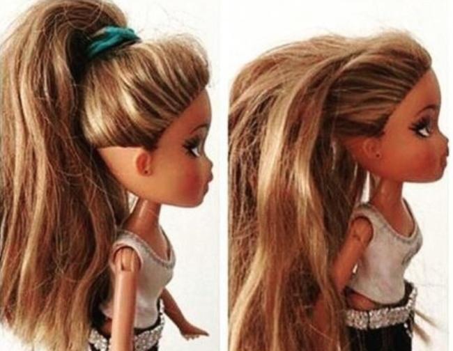 desfaci părul
