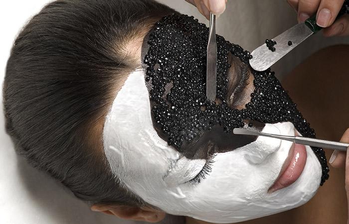 masca de caviar
