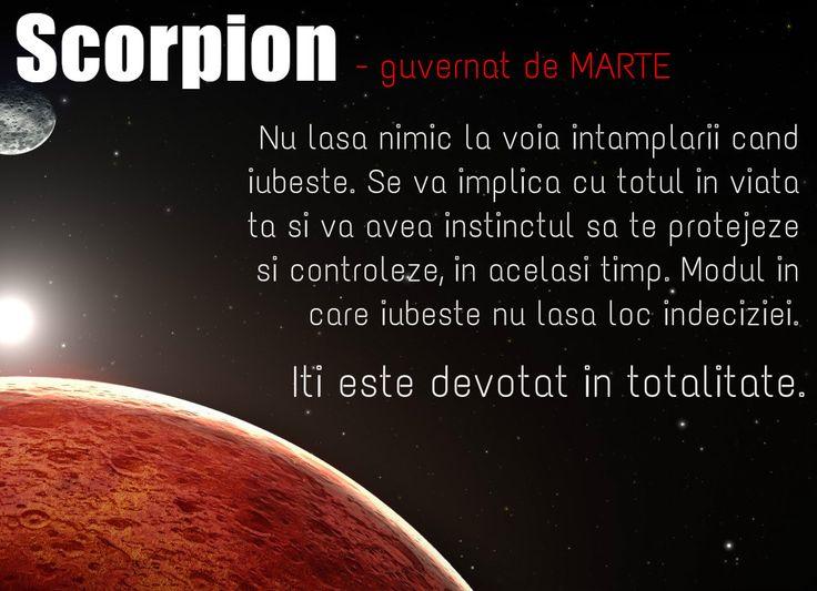 Perechea potrivită pentru Scorpioni