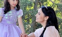 Andreea Marin este extrem de strictă atunci când vine vorba de fiica sa