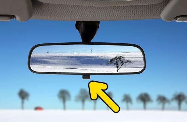 Ce secrete ascunde oglinda retrovizoare