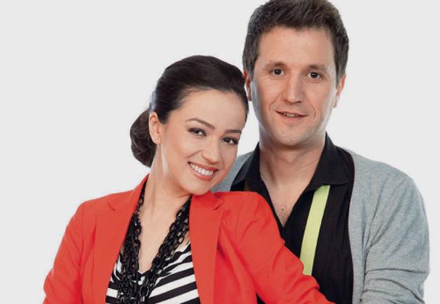 Cum a luat naștere povestea de dragoste dintre Andi Moisescu și Olivia Steer