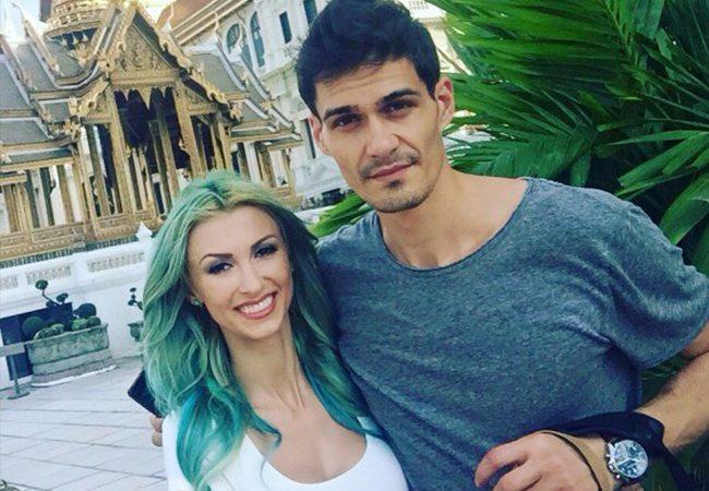 După botezul fetiței lor, Andreea Bălan și George Burcea au alte planuri