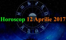 Horoscop 12 Aprilie 2017