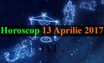 Horoscop 13 Aprilie 2017