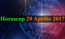 Horoscop 20 Aprilie 2017