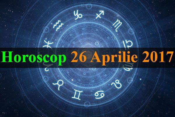 Horoscop 26 Aprilie 2017: Gemenii au idei foarte bune, Racii iau decizii inspirate