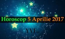 Horoscop 5 Aprilie 2017