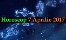 Horoscop 7 Aprilie 2017