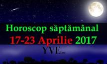 Horoscop săptămânal 17-23 Aprilie 2017