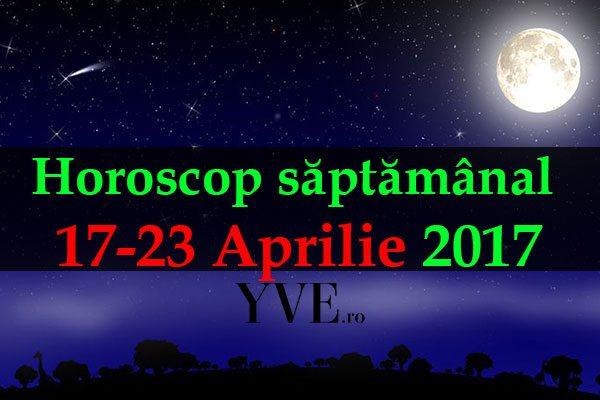 17-23 Aprilie 2017