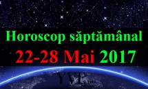 Horoscop săptămânal 22-28 Mai 2017: zodiile care vor castiga cel mai mult
