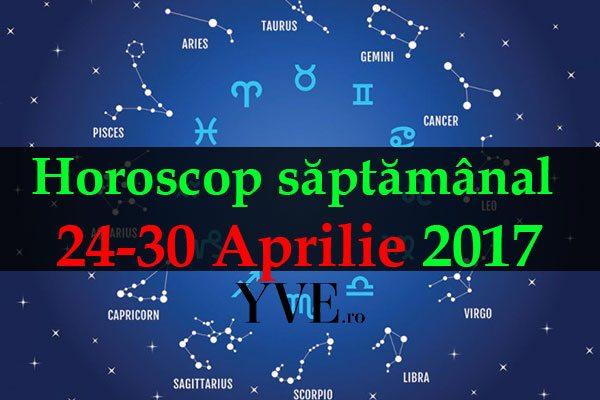 24-30 Aprilie 2017
