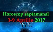 Horoscop săptămânal 3-9 Aprilie 2017