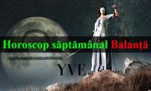 Horoscop săptămânal Balanță 24 - 30 Aprilie 2017