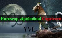 Horoscop săptămânal Capricorn 24 - 30 Aprilie 2017