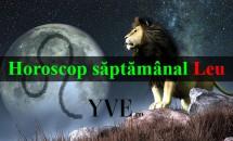 Horoscop săptămânal Leu 24 - 30 Aprilie 2017