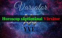 Horoscop săptămânal Vărsător 24 - 30 Aprilie 2017